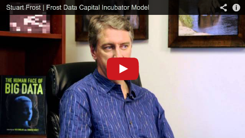 Stuart Frost | Frost Data Capital Incubator Model